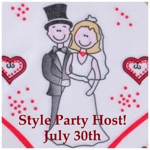 Other - Co-hosting a few weeks before my wedding!